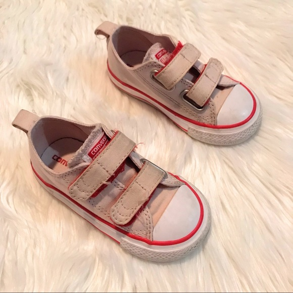 Converse Other - ❌SOLD❌Toddler Girl Converse